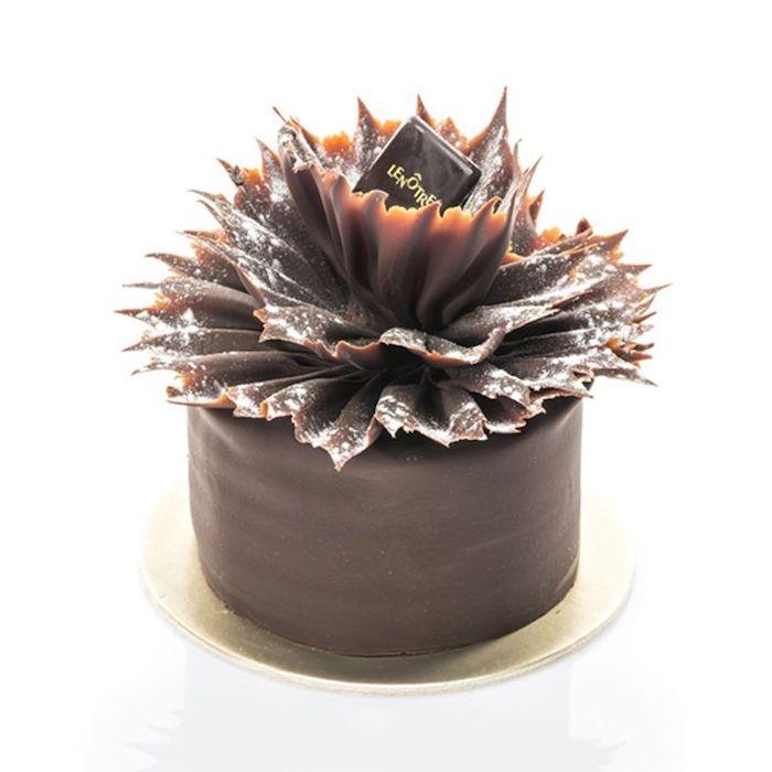 gâteau au chocolat Lenôtre