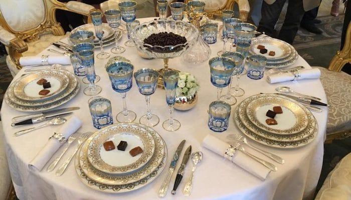 comment mettre sa table sur son 31   ou l u0026 39 art de recevoir selon la tradition fran u00e7aise