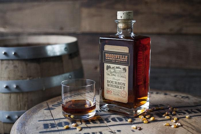 Moët Hennessy et Woodinville Whiskey