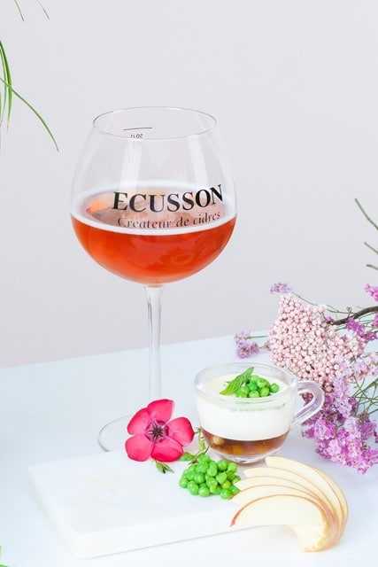 Les cocktails Ecusson