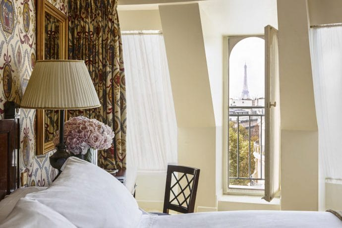 cinquième étoile InterContinental Paris Le Grand