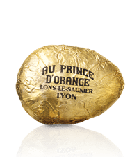 L'Amande royale ou le galet de Chalain
