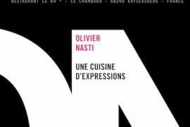 Une cuisine d'expressions d'Olivier Nasti