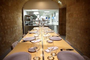 Philippe Etchebest et sa table d'hôtes gastronomique