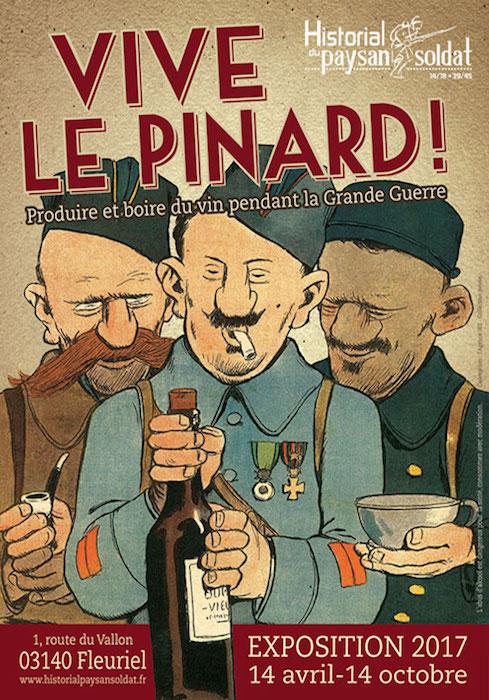 Vive le Pinard