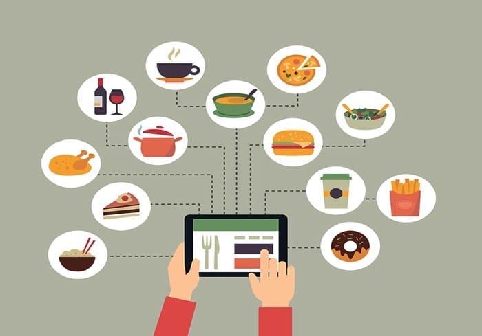 Food service à domicile