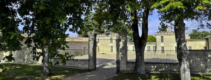 Oenotourisme au Château de Ferrand
