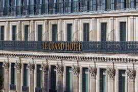 cinquième étoile InterContinental Paris