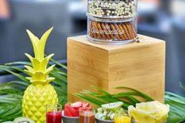 Tea Time givré du Buddha Bar Hôtel