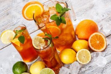 Les boissons fraîches