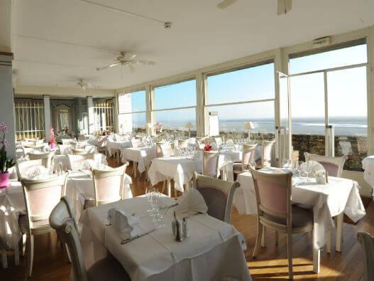 Restaurant Vue Panoramique Mont Saint Michel