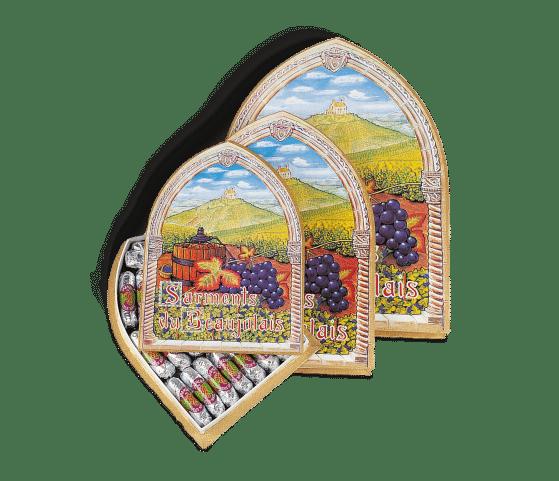 Les gourmandises de Bourgogne-Franche-Comté