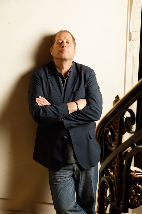 David Kinch en résidence en France