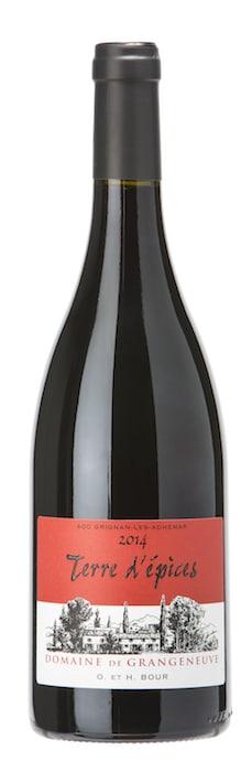 Les vins d'automne – AOC Grignan-les-Adhémar