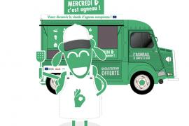 Le Food Truck de l'agneau