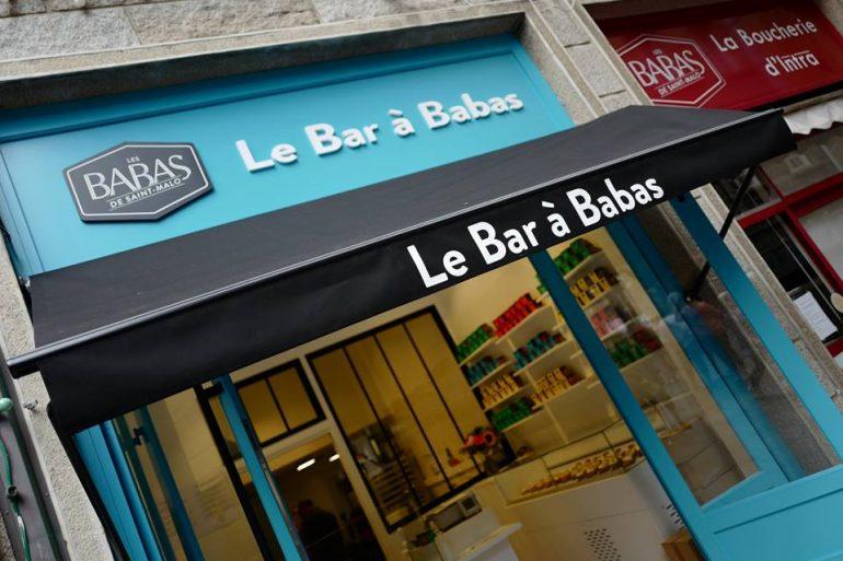Les Babas de Saint-Malo