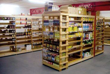 Superquinquin supermarché coopératif