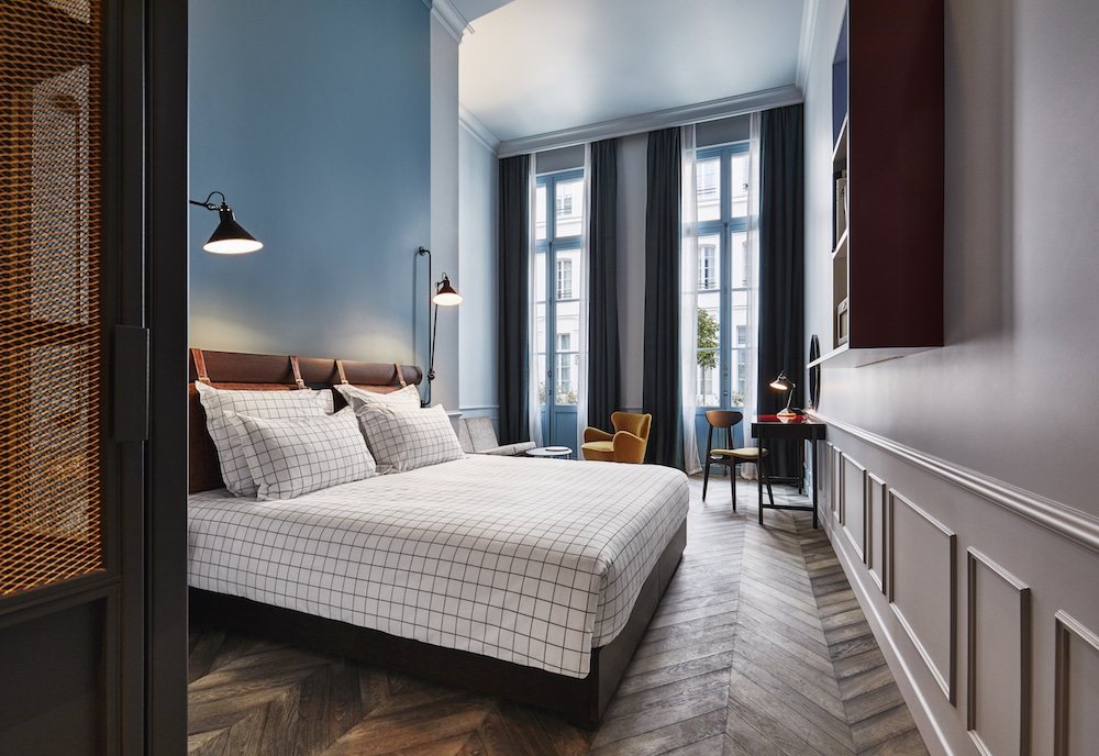 Hoxtron Hôtel Paris