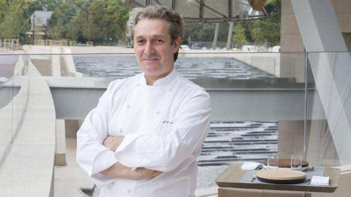 chef Nomicos