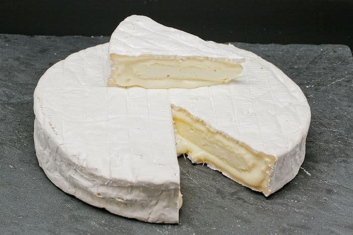 J'aime le fromage de Brie
