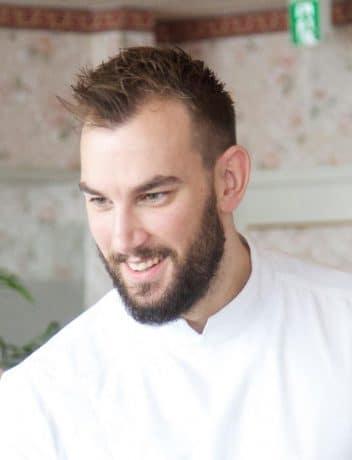 nouveau chef pâtissier du Mandarin Oriental