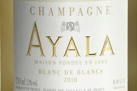 Ayala Blanc de Blancs 2010