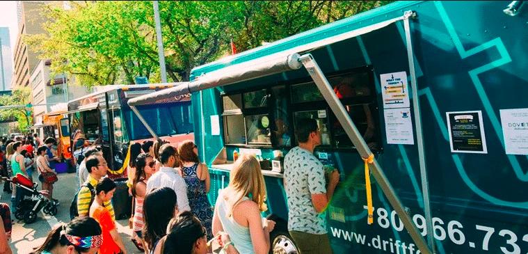 Bordeaux Food Truck Festival