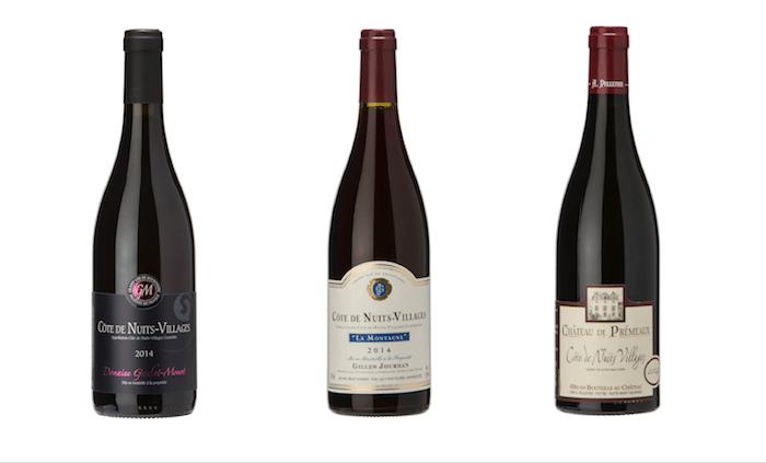 Les vins d'automne Bourgogne