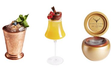 La carte cocktail joaillerie du Park Hyatt Vendôme