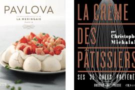 Livres de chefs pâtissiers