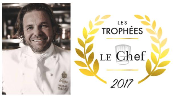 Trophées Le Chef 2017