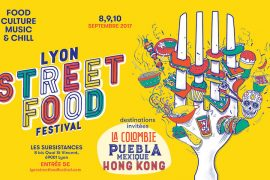 Lyon Street Food Festival 2017