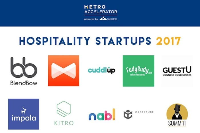 METRO Accelerator for Hospitality 2017