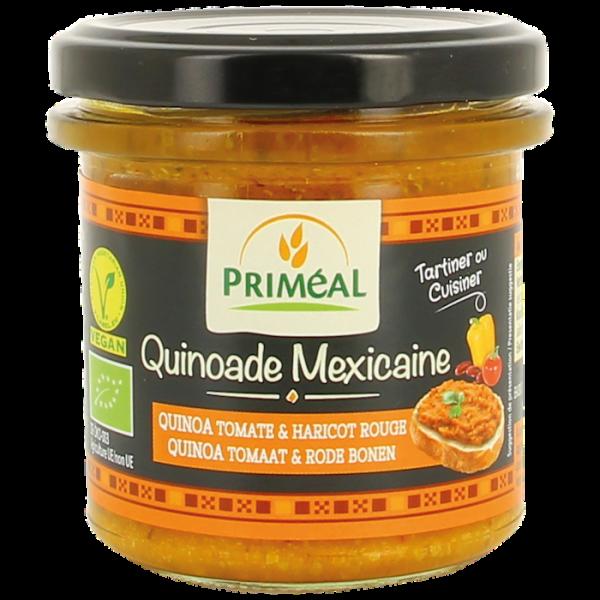 Quinoade mexicaine de Priméal