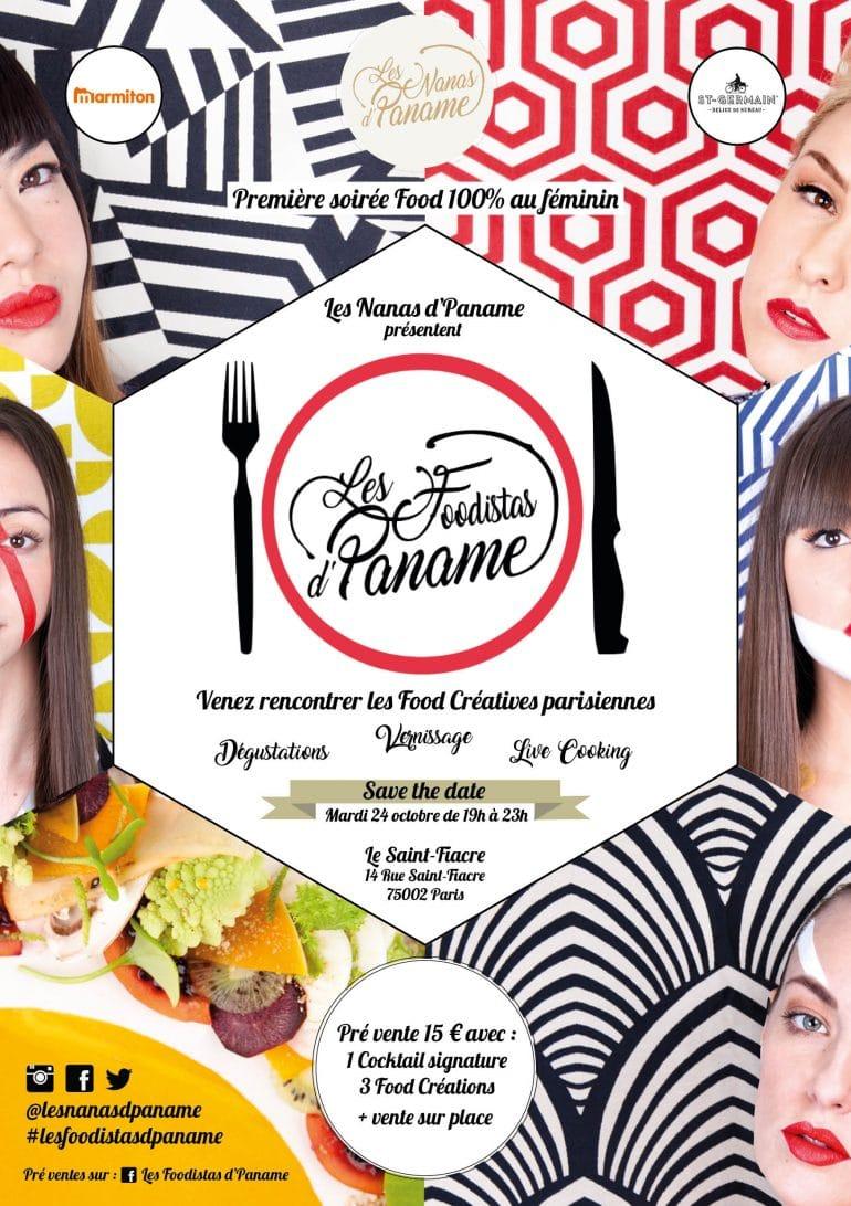 Les Foodistas d'Paname