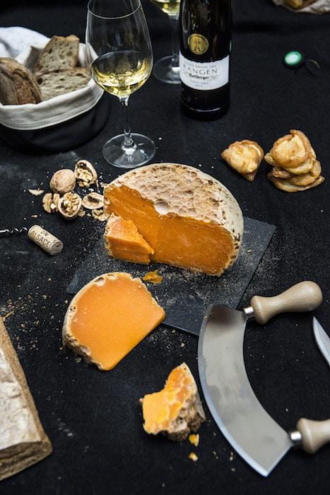 Vins d'Alsace et fromages