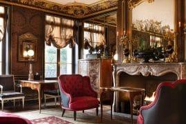 Mouvements dans l'hôtellerie de Luxe