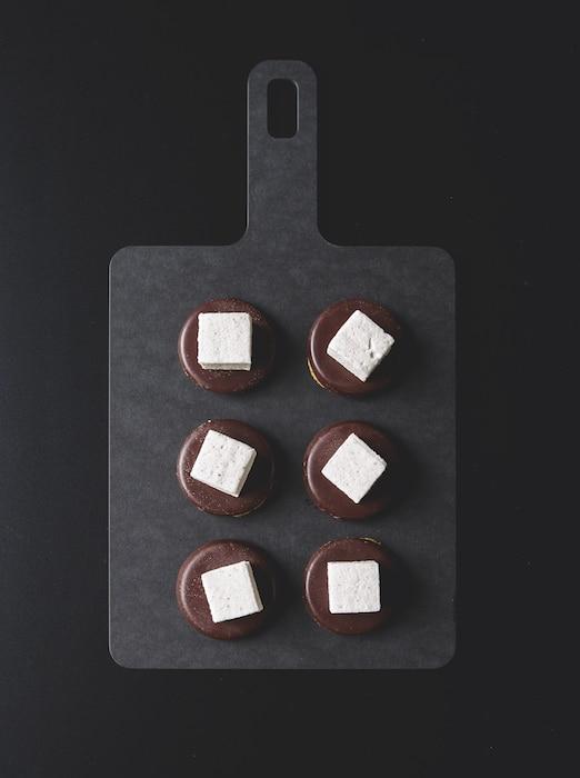 Carnet de voyages chocolat