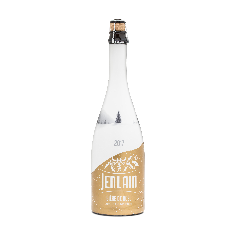 La bière de Noël Jenlain