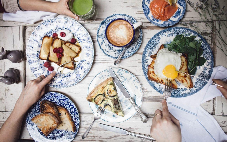 Le brunch New-Yorkais Maman Bakery à Paris