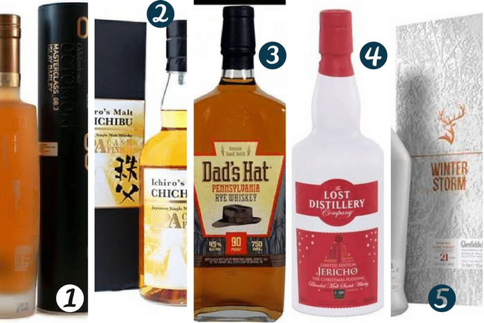 5 bons plans whisky