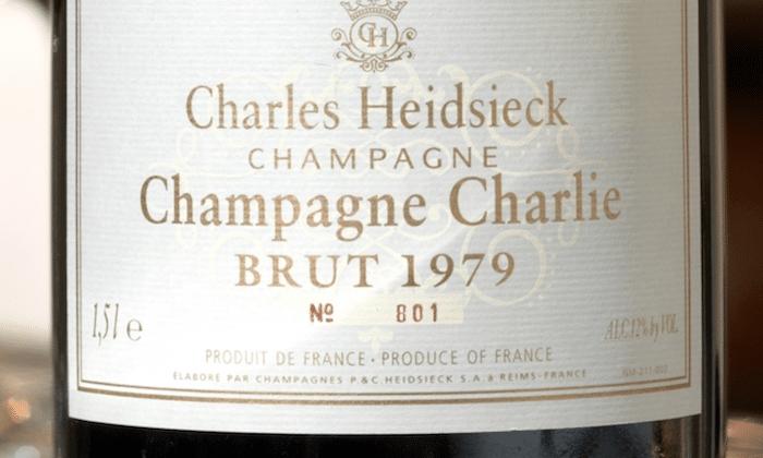 Charles Heidsieck, vente historique chez Christies