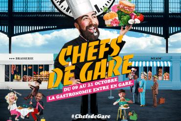 Chefs de Gare 2017
