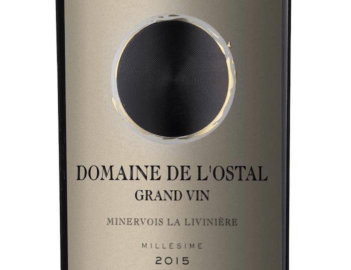 Domaine de L'Ostal Grand Vin 2015