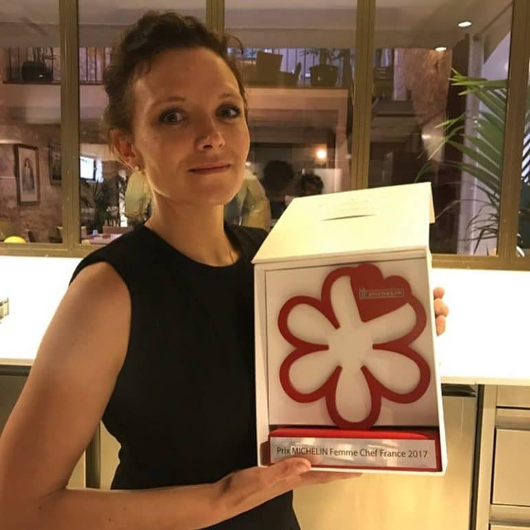 Femme Chef de l'année 2017