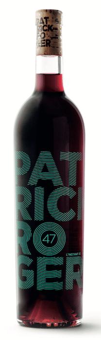 Le vin de Patrick Roger