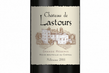 Château de Lastours Grande Réserve 2011