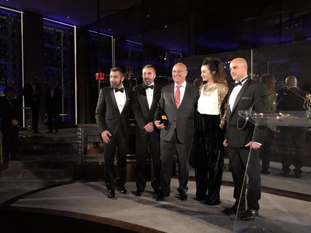 Prix Mauviel du Directeur de Salle 2017