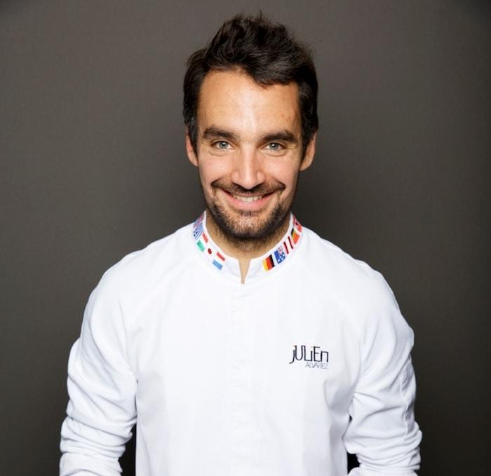 Julien Alvarez rejoint le Bristol Paris
