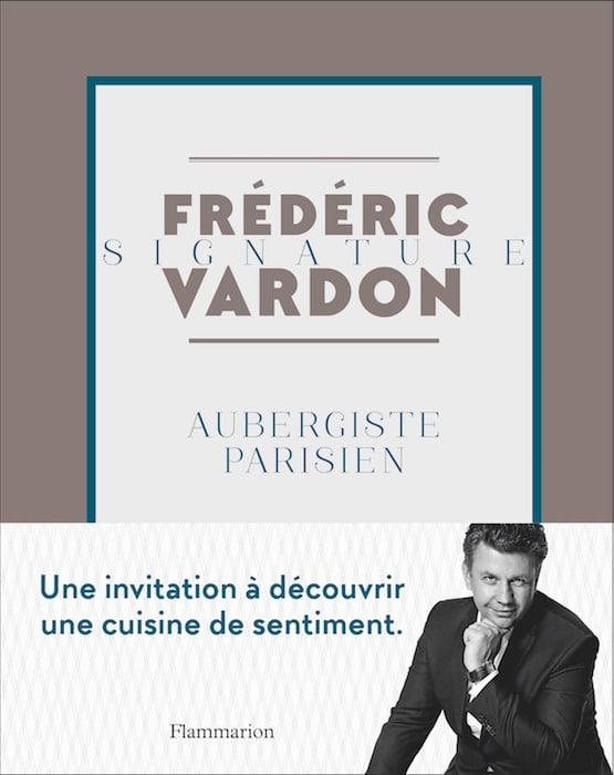 Livre de Frédéric Vardon